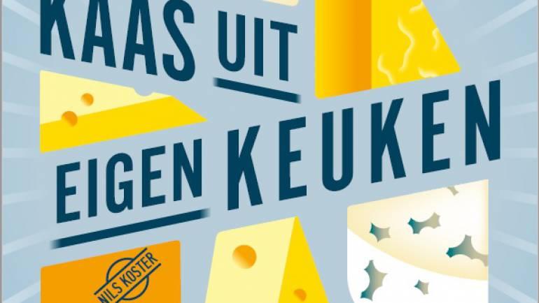 Boekpresentatie Kaas uit eigen keuken