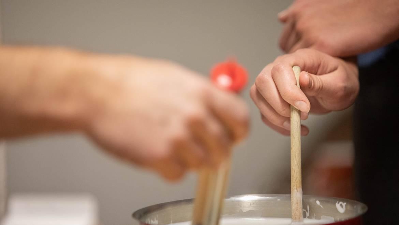 Kaas uit eigen keuken- de online workshop